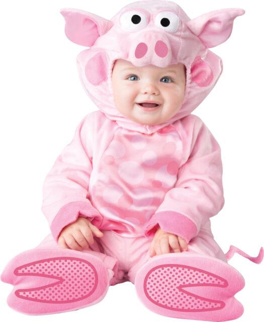 Infant Toddler Precious Piggy Pig Animal Costume
