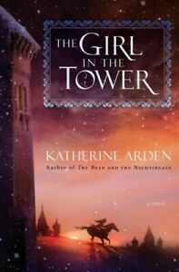 Girl-in-the-Tower-Hardcover-by-Arden-Katherine-Brand-New-Free-P-amp-P-in-the-UK