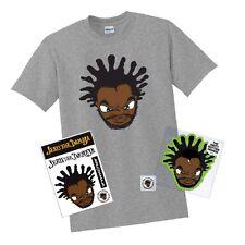 Jeru The Damaja Dirty Rotten Demos T Shirt Bundle Rare!!!!