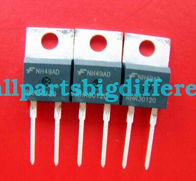 100 PCS RS1M FSC Diode Switching 1KV 1A 2-Pin SMA
