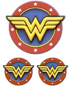 Wonder-Woman-Iron-On-T-Shirt-Pillowcase-Fabric-Transfer-3-Wonderwoman
