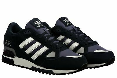Adidas Originals ZX 750 Baskets Homme Chaussures De Course Bleu Marine Baskets Taille UK 7 11 | eBay