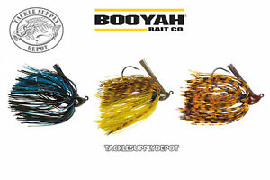 Booyah-Jig-Baby-Boo-Finesse-Weedless-3-16oz-Pick