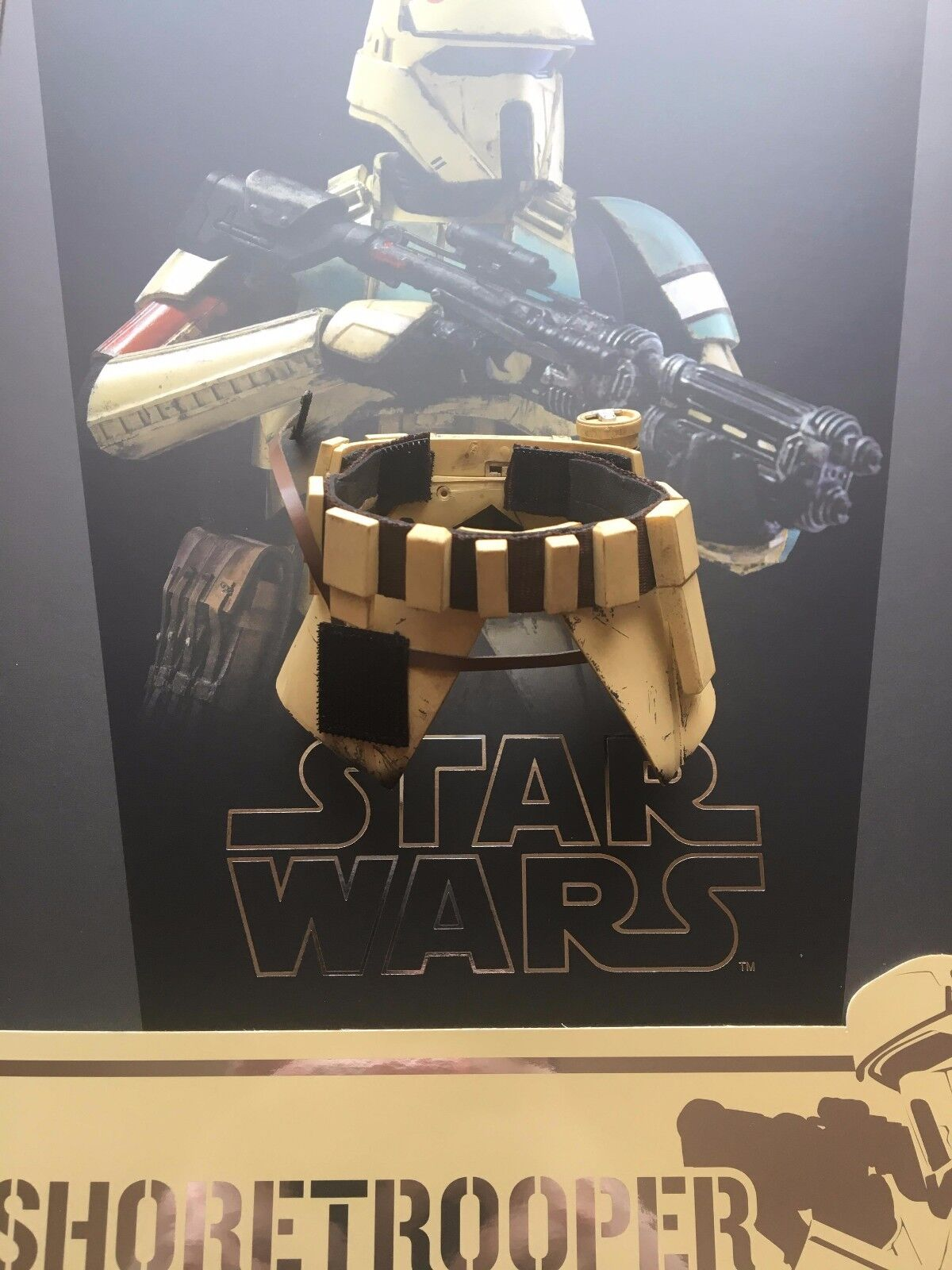 Hot Toys Star Wars Rogue One Shoretrooper Belt Set loose 1 6th scale