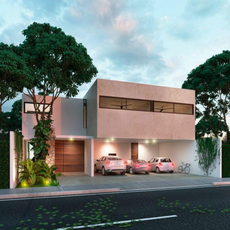 Solasta, residencias de lujo en Temozón, Mérida, Yucatán