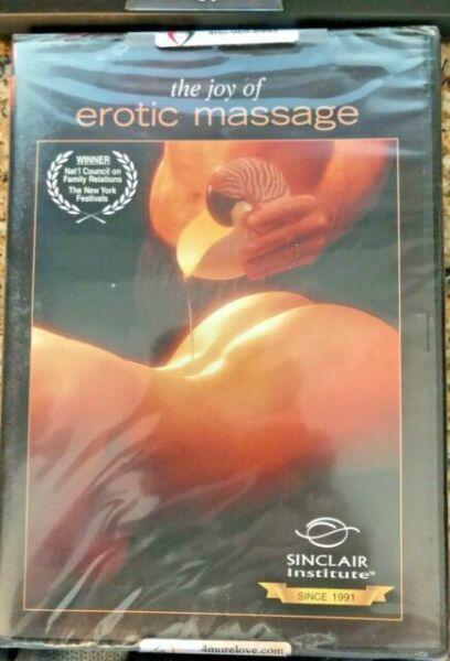 The Joy of Erotic Massage Techniques Sinclair Institute
