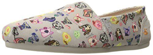 BOBS from Skechers Womens Plush-Posh Pup Flat- Select SZ color.