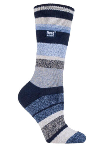 Womens Winter Warm Patterned Colorful Thin Thermal Socks Heat Holders Lite