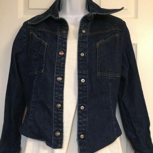 Vintage Landlubber Denim Jacket - image 1