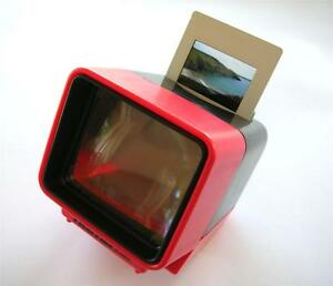 432435-hama Slide Viewer DB 54 Battery Powered Proiettore di diapositive