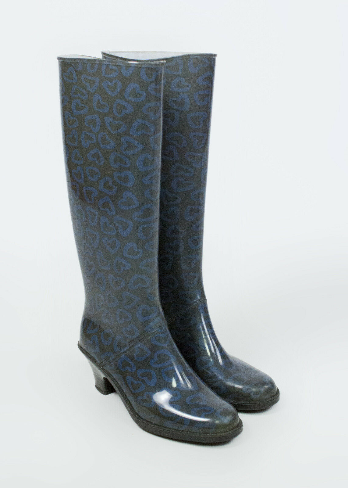 MARC by MARC JACOBS  Tall Rubber Rain Boots Wellies, SIZE EU 39; US 8; UK 6