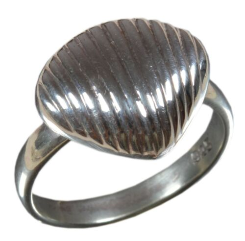 925 Solid Sterling Silver Awesome Flower Design Ring All US Size JR59