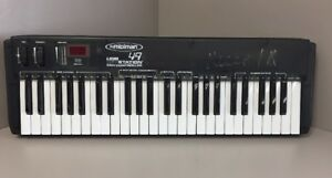 MIDIMAN KEYSTATION 49E WINDOWS 10 DRIVER