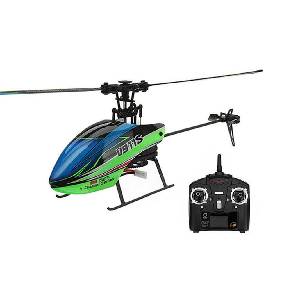 1pcs 2.4g 4ch wltoys v911s mini - rc helikopter - single - fernbedienung