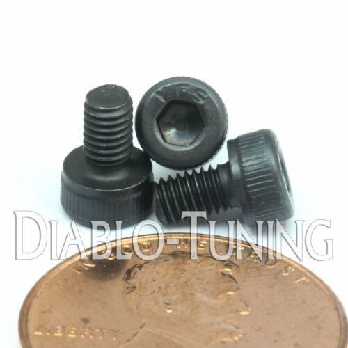 10 M3 x 5mm Socket Head Caps Screws 12.9 Alloy Steel DIN 912 Coarse 0.5 3mm