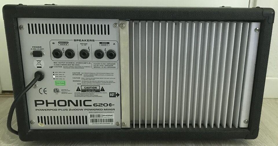 Phonic Power Mixer