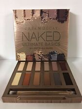 URBAN DECAY NAKED Ultimate Basics Matte Eyeshadow Palette - ALL MATTE. ALL NAKED