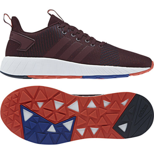Taille de Byd Uk 7 11 B44815 Maroon Questar 5 Adidas Chaussures course xSwT1CC0q
