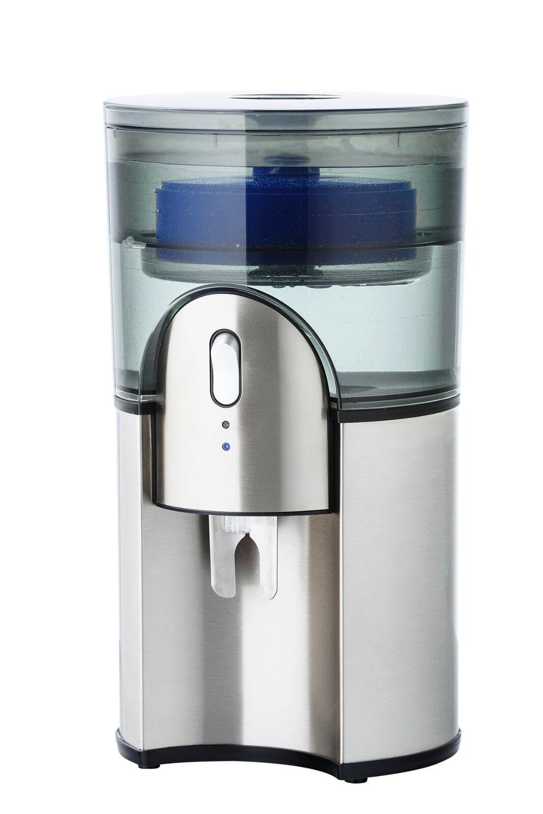 Aquaport AQP-24SS Desktop Water Cooler - Stainless Steel - RRP  329.95