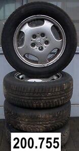 Mercedes-Benz Mercedes Benz C-Klasse 203 Sommerräder Reifen 205/60 R15 91H / 91V