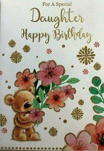 BIRTHDAY CARD ~ DAUGHTER