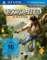 Sony Playstation Vita Psv Psvita Spiel Uncharted: Golden Abyss Neunew