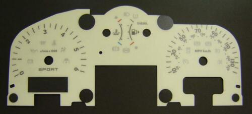 Lockwood Range Rover Sport 2.7 Diesel CREAM (ST) Dial Kit 45U