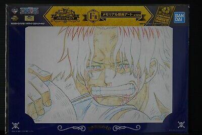 ONE PIECE ichiban kuji Memorial Log Anime Original Picture Set of 12 JAPAN NEW