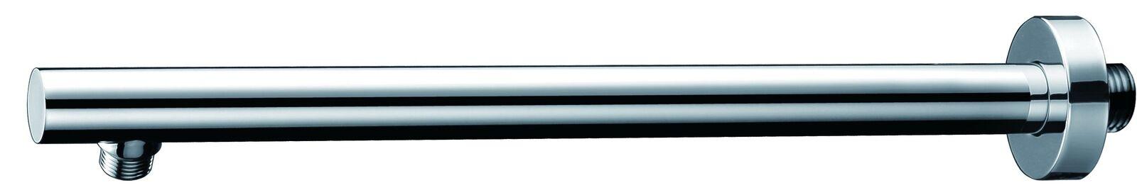 Primaster Brausearm für Kopfbrause rund - 44 cm, mit Befestigungsplatte | Erste Gruppe von Kunden  | Kaufen Sie online  | Grüne, neue Technologie  | Shopping Online