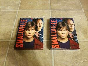 Smallville-The-Complete-Fifth-Season-DVD-Used