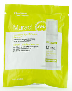 Murad-Intensive-Age-Diffusing-Serum-Travel-Size-0-17oz-pack-of-2-Sealed-AUTH