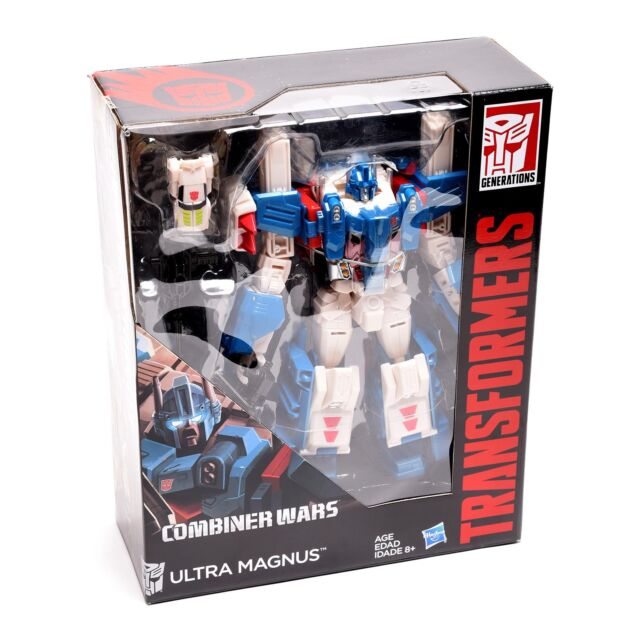 Ultra Magnus HASBRO Transformers Generations Combiner Wars IDW Leader Class L