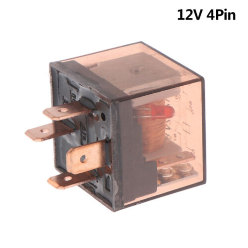 Waterproof Automotive Relay 12//24V 80A 4//5Pin SPDT Car Control Device Car Rel SL