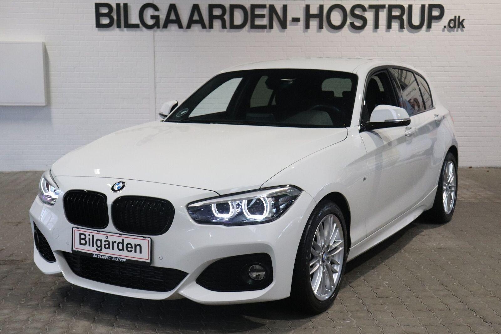 BMW 116i 1,5 M-Sport 5d - 249.900 kr.