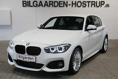 Annonce: BMW 116i 1,5 M-Sport - Pris 249.900 kr.