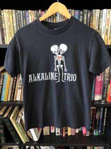 Vintage Alkaline Trio shirt Punk Emo Thursday Blin