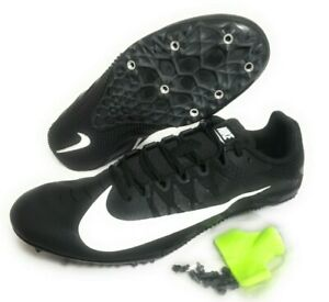 0c8fe0d441379 Nike Zoom Rival S 9 Track Field Running Shoes Spikes Mens Black ...