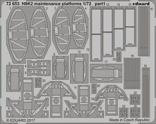 Eduard 1/72 Kawanishi H8K2 Type 2 Maintenance Platforms # 72653