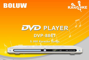 Details about New Chinese Karaoke Player Malata Boluw DVP 8861 w 7000  songs, ALL Regions