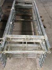Fassadengerüst ca. 67 m² Plettac SL 70 Holzböden, gebrauchtes Gerüst ,Baugerüst