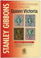SG Great Britain Specialised Stamp Catalogue Vol 1: Queen Victoria 2012