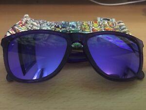 Gafas-de-sol-Oakley-Custom-Frogskin-Purpura