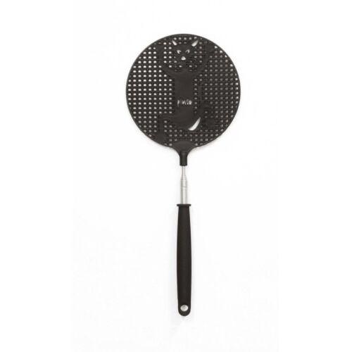 Teleskop-Fliegenklatsche KATZE Pluto Produkter Sweden Mückenklatsche ausziehbar