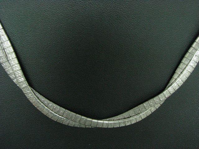 835 silver Collier   43,0cm   23,0g