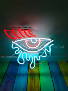 New Double Cups Wall Decor Bedroom Light Lamp Acrylic Neon Sign 14/'/'