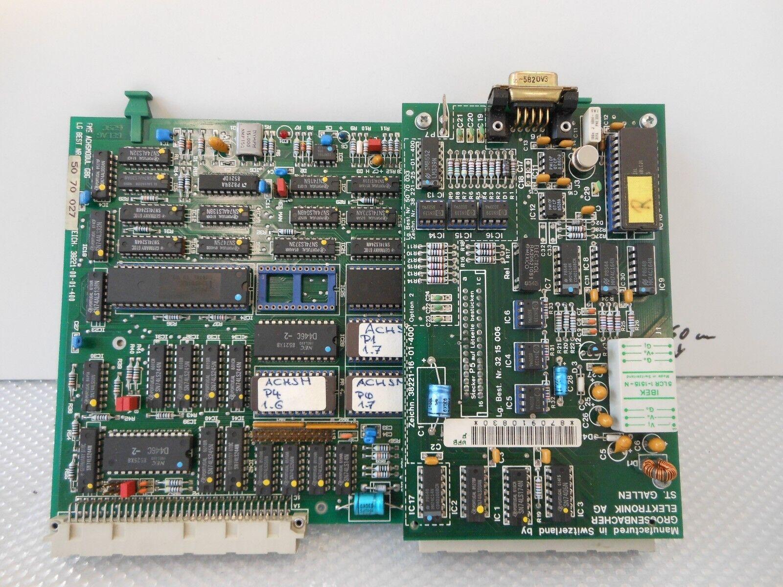 GROSSENBACHER Electronic 50 70 033 38221