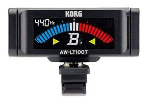 Korg-AW-LT100T-Clip-On-Accordeur-pour-Trompette-Trombone-Japon-avec-Suivi-F-S