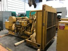 Caterpillar 3508 Sr4 Generator 750kw 938kva 3ph 240480v Ac 685 Frame 406hrs