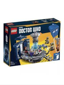 100% De Qualité Lego 21304 Doctor Who Ideas Nuovo Prix ModéRé
