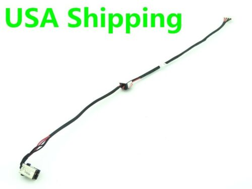 Original DC power jack charging port in cable for LENOVO IDEAPAD Y580 Y585